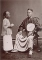KITLV - 103775 - Chinese man and boy in Singapore - circa 1890.tif