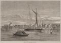 KITLV - 51T4 - Voorduin, Gerard Werner Catharinus (1830-1910) - Jackson, M. - The city of Paramaribo, Surinam - Steel engraving - 1864.tif