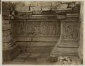 KITLV 28328 - Isidore van Kinsbergen - Relief on the first gallery at the front of Panataran, Kediri - 1867-02-1867-06.tif