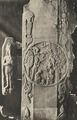 KITLV 87923 - Unknown - Reliefs on a pillar at the Bharhut stupa in British India - 1897.tif