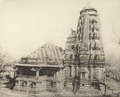 KITLV 88238 - Unknown - Temple at Mahanal in British India - 1897.tif