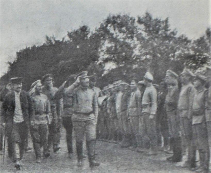 Kalinin Trotsky Polish–Soviet War