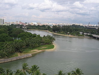 Kampong Bugis - Image: Kallang River Mouth 4, Dec 05