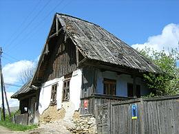 0a13e3106e Nagykalotai régi ház. Kalotaszeg ...