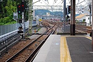 Kanazawa-hakkei Station - Image: Kanazawa hattsukei station kounai