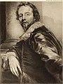 Katalog der Sammlung Baron Königswarter in Wien - II. Abteilung- Gemälde alte Meister. Anthony van Dyck - Bildnis des Adam de Coster (14763999385).jpg