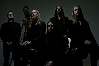 Katatonia Swedish metal band
