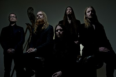 Picture of a band or musician: Katatonia