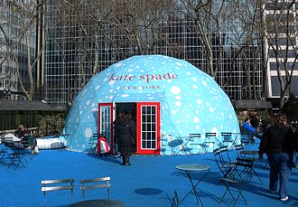 Kate Spade New York - Temporary shop in New York
