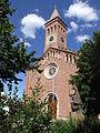 Katholische Kirche St. Martin (Waldsee) - Haupteingang aus Südwesten.JPG