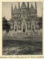 Katholische Kirche in Peking, jetzt (1900) von den Boxern eingeäschert.png