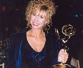 Kathy Baker - Baker at the 45th Emmy Awards, September 1993