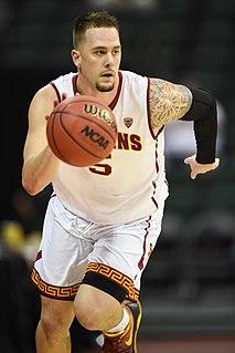 Katin Reinhardt American basketball player
