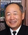 Katsutoshi Kawano cropped 3 Phillip G Sawyer and Katsutoshi Kawano 20111013.jpg