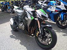 Kawasaki Z 1000 Wikipédia