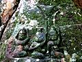 Kbal Spean - 012 Mossy Sculptures (8583642943).jpg