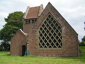 Randall Wells - St Edward's Church, Kempley (1903–04)
