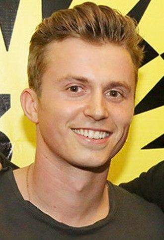 Kenny Wormald - Wormald in March 2014