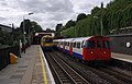 Kensal Green station MMB 07 378202 1972 Stock.jpg
