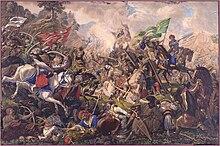 Kenyérmezői csata