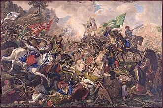 Ottoman–Hungarian wars - Battle of Breadfield