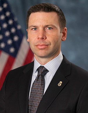 Kevin McAleenan - Image: Kevin Mc Aleenan official photo