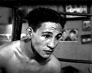 Kid Azteca Mexican boxer