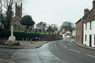 Kilconquhar - Image: Kilconquhar, Fife geograph.org.uk 321789