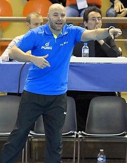 Kim Rasmussen Danish handball coach