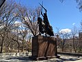 King Jagiello Monument - Central Park - New York - USA - panoramio.jpg