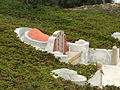 Kinmen - tombs near Koxinga Shrine - DSCF9464.JPG