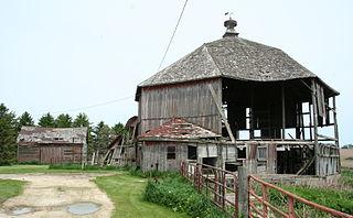 Kinney Octagon Barn United States historic place