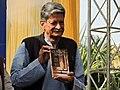 Kiran Nagarkar, Marathi and English language writer, India 2.jpg