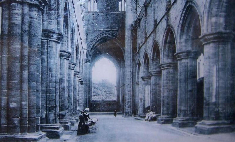 File:Kirkstall Abbey 1890s.JPG