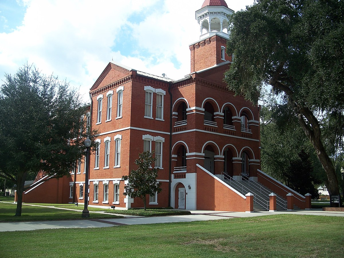 Osceola County Courthouse (Florida) - Wikipedia