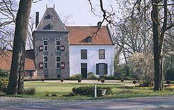 Klein Kasteel Deurne NL voorzijde B