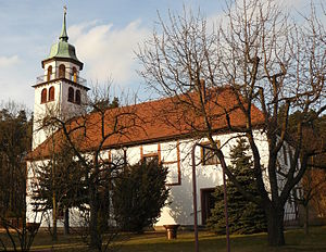 Klitten - Church of the Independent Evangelical Lutheran Church