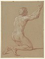 Kneeling Nude Youth with Raised Clasped Hands MET DP213775.jpg