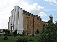 Kościół pw. św. Maksymiliana Marii Kolbego w Lubinie.jpg