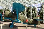 Kochyerigin DI-6 in the Great Patriotic War Museum 5-jun-2014 Side.jpg