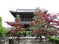 Konkai-Komyoji Main Gate 002.jpg