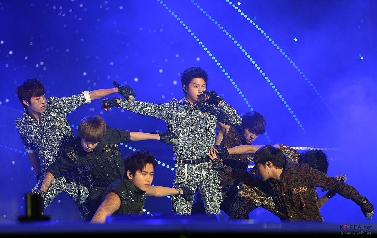 Kpop: Infinite (band)