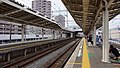 Kotesashi Station platforms (up end) 20160917.jpg