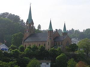 Kragerø - Kragerø church