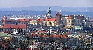 Kraków - Wawel, Kościół św. Katarzyny, Kościół...