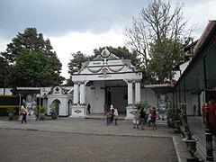 Keraton Ngayogyakarta Hadiningrat Wikipedia Bahasa Indonesia Ensiklopedia Bebas