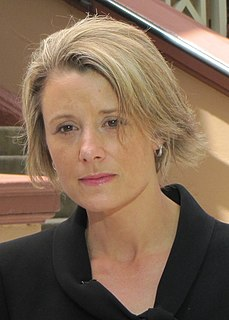 Kristina Keneally Australian politician; former Premier of New South Wales and current Senator