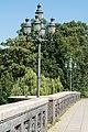 Krugkoppelbrücke (Hamburg).Seite zum Alsterkanal.Brüstung und Kandelaber.19579.ajb.jpg