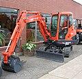 Kubota KX1213 light excavator.jpg