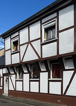 Tomberger Mühle in Euskirchen